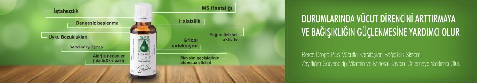 Beres Türkiye Resmi Distribütörü | Bağışıklık Sistem Güçlendirici